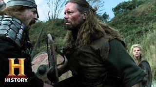 Vikings: Battle Cries Supercut   History