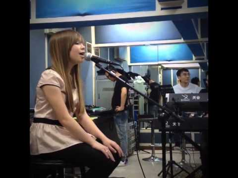 Connie Talbot-  Rehersal Beijing (Imagine)