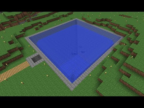 SethBling Plays MindCrack -- S4E14: Squid Farm