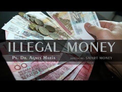"Sunday Service Sermon: ""Illegal Money"" by Ps. Dr. Agnes Maria. HFC Lenmarc 15/4/'18."