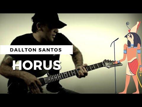 "Rock Guitar Solo - ""Horus"" by Dallton Santos"