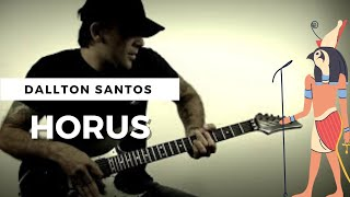 "Rock Guitar Solo - ""Horus"" by Dallton Santos 