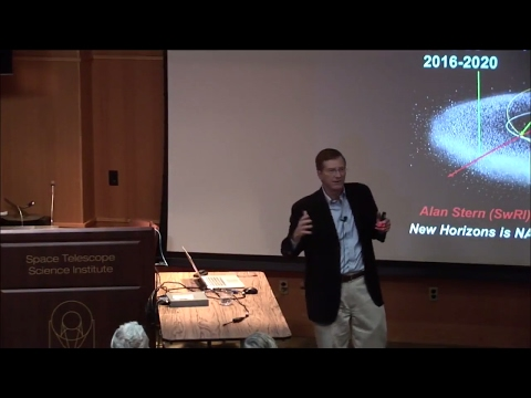 The Exploration of Pluto and the Kuiper Belt by NASA's New Horizons Mission | Public Lecture