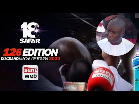 Touba: Idrissa Seck brise le silence et adresse un mot aux Sénégalais