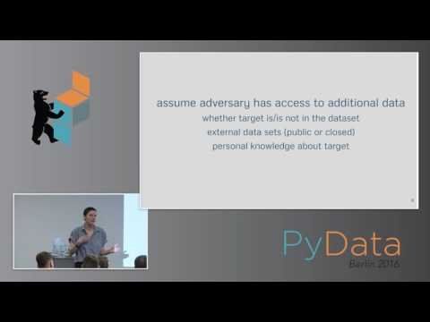 Image from What every data scientist should know about data anonymization