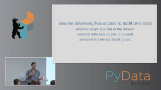 Katharina Rasch - What every data scientist should know about data anonymization
