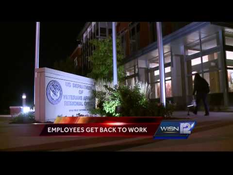 Local federal employees heading back to work