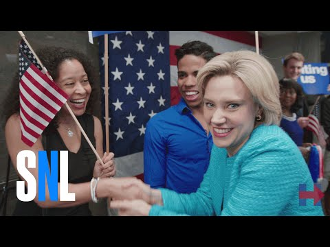 Thumbnail: Hillary Campaign Ad - SNL