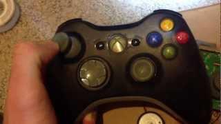 Xbox 360 Controller Stick Drift Fix