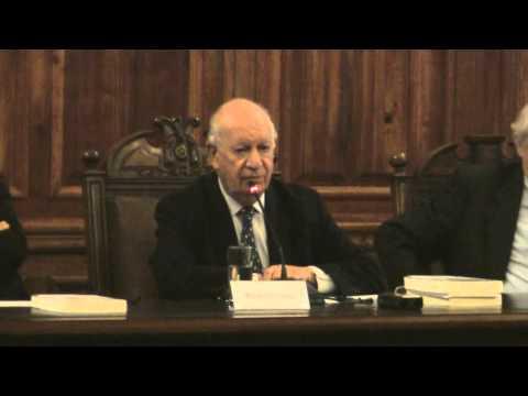 Ricardo Lagos presenta libros de José Miguel Insulza y Luis Maira
