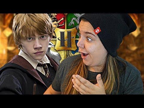 ENCONTREI UM WEASLEY- Jogo do Harry Potter (Hogwarts Mystery)