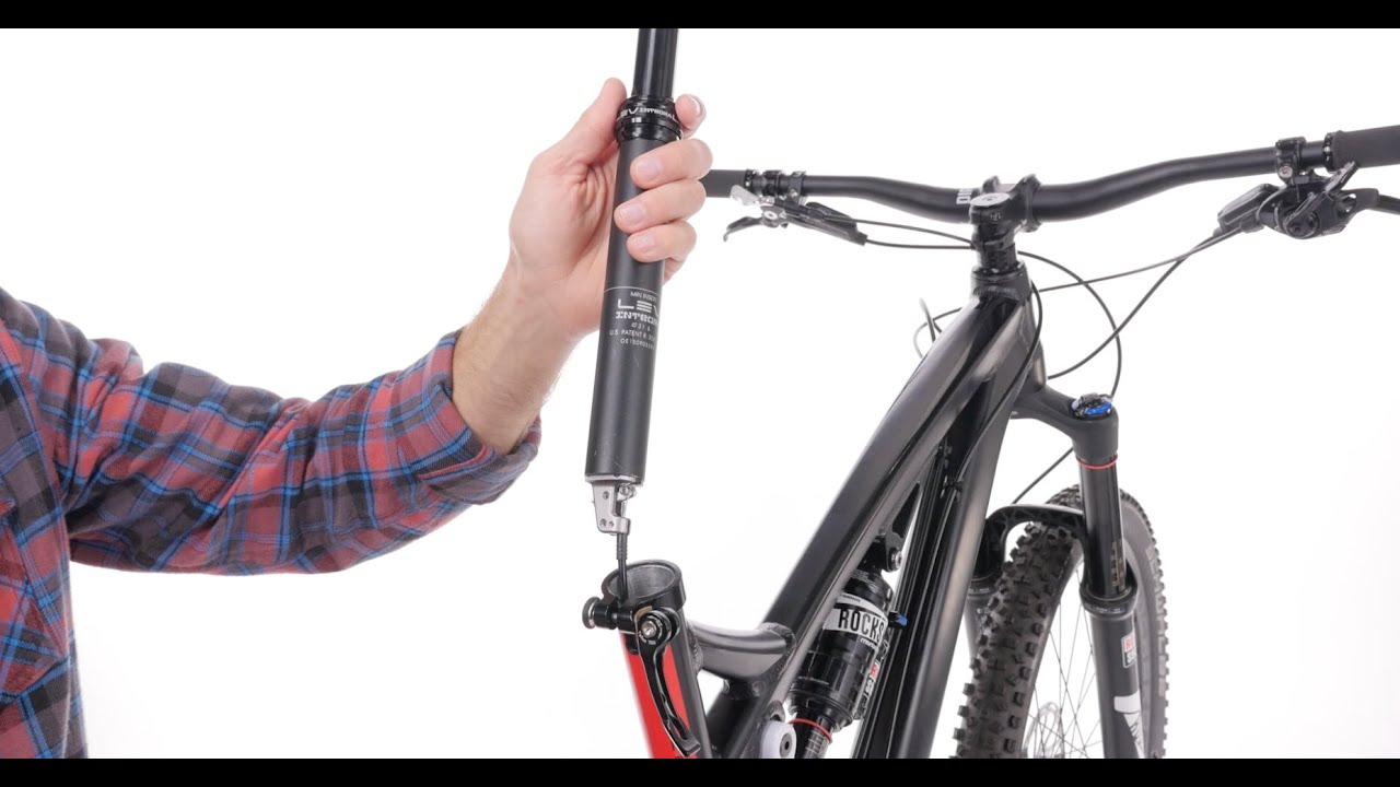 Mountain Bikes - Installing your Dropper Post