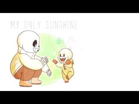 Download Youtube: Sunshine - Undertale Lyrical Comic
