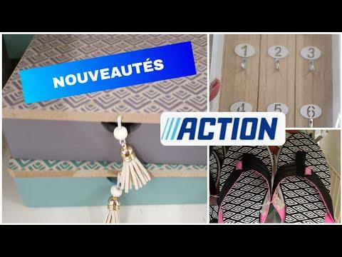 ARRIVAGE ACTION - NOUVEAUTÉS - 26 FÉVRIER 2020