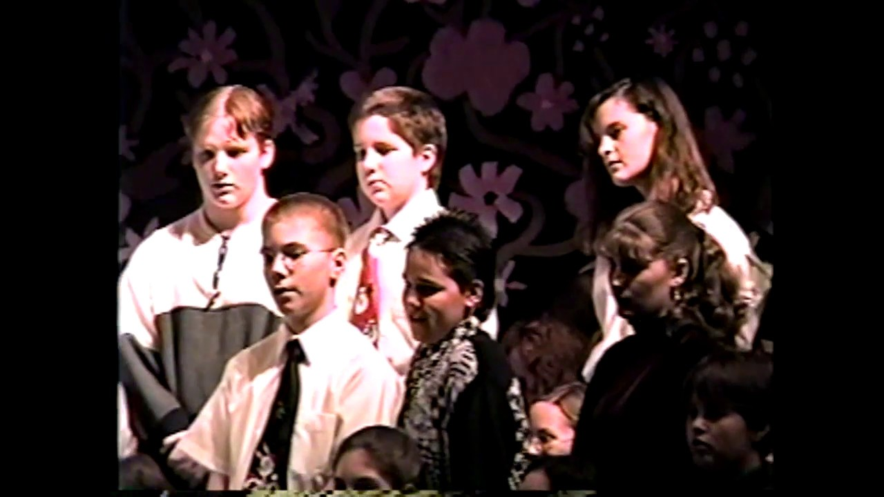 NAC Christmas Program  12-22-97