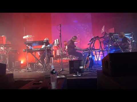 "BBC Radiophonic Workshop, ""Doctor Who Theme"" live Berlin Atonal 16-08-2017, Kraftwerk Main Stage"