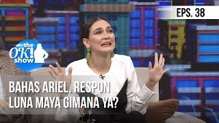 Download Video [THE OK! SHOW] Bahas Ariel, Respon Luna Maya Gimana Ya? [28 Januari 2019] MP3 3GP MP4