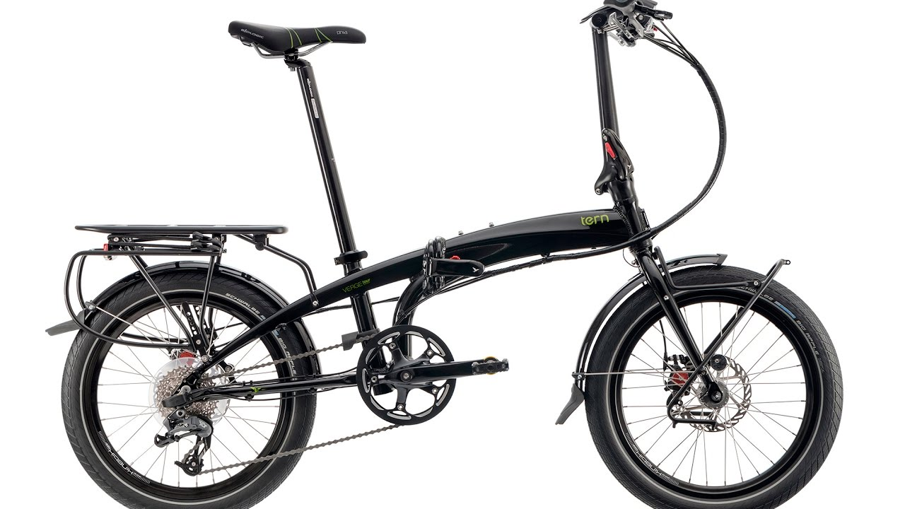 Tern Verge S8i Is This The Ultimate Commuter Bike Youtube