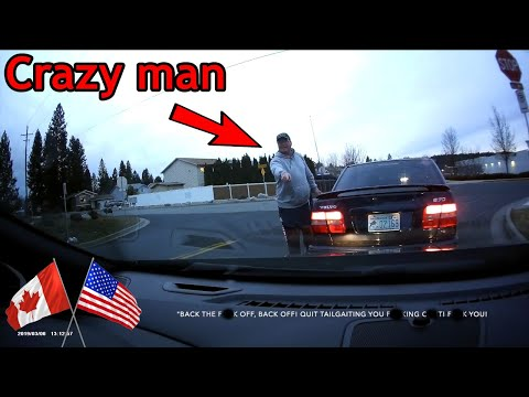 Road Rage USA & Canada | Bad Drivers, Fails, Crashes, Karma Caught On Dashcam In North America 2020