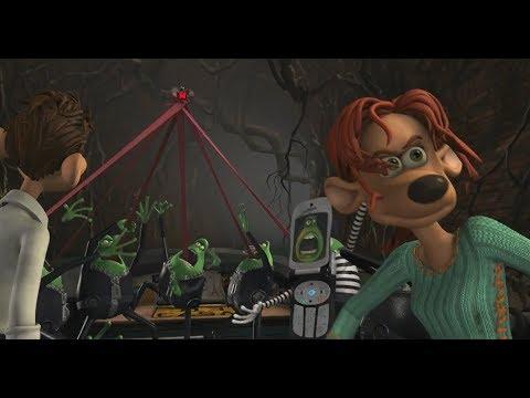 Смывайся мультфильм 2006