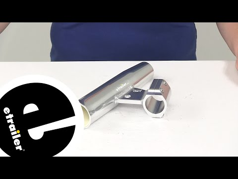 Etrailer | Review Of CE Smith Boat Accessories - Fishing Rod Holder - CE53725