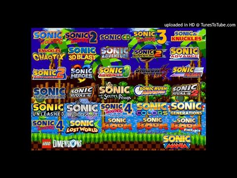 Sonic The Hedgehog Super Medley!