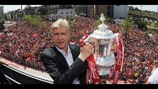 21 год назад Арсен Венгер возглавил «Арсенал»