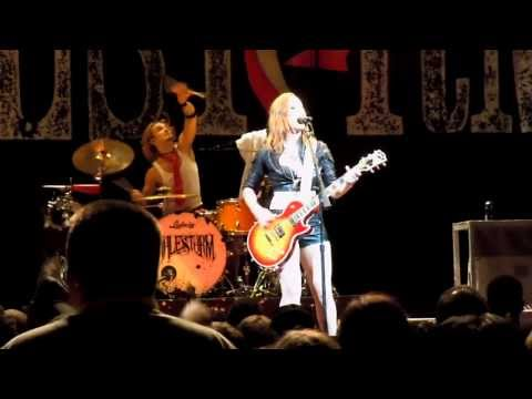 Halestorm - Rock Show - Live at the House of Blues in Atlantic City - 9/6/2013