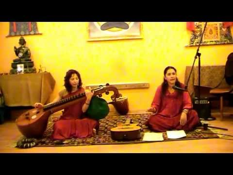 Vara Veena: Carnatic song (Sambhala)
