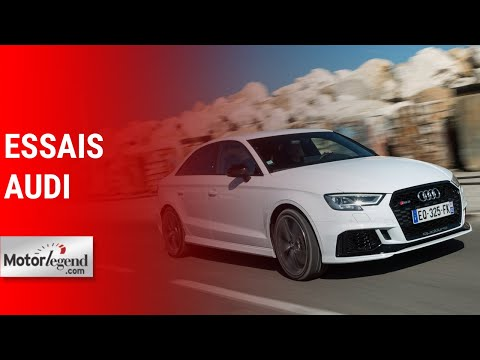 audi rs3 berline 2017 youtube. Black Bedroom Furniture Sets. Home Design Ideas