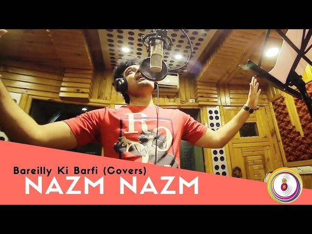 Nazm Nazm - Biswadeep | The Sound Studio (Covers song)