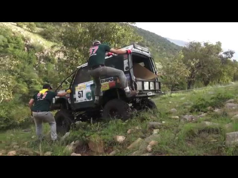 2017 Rhino charge - Be part of the spirit!