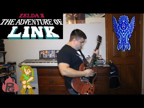 Zelda II The Adventure Of Link - Great Palace