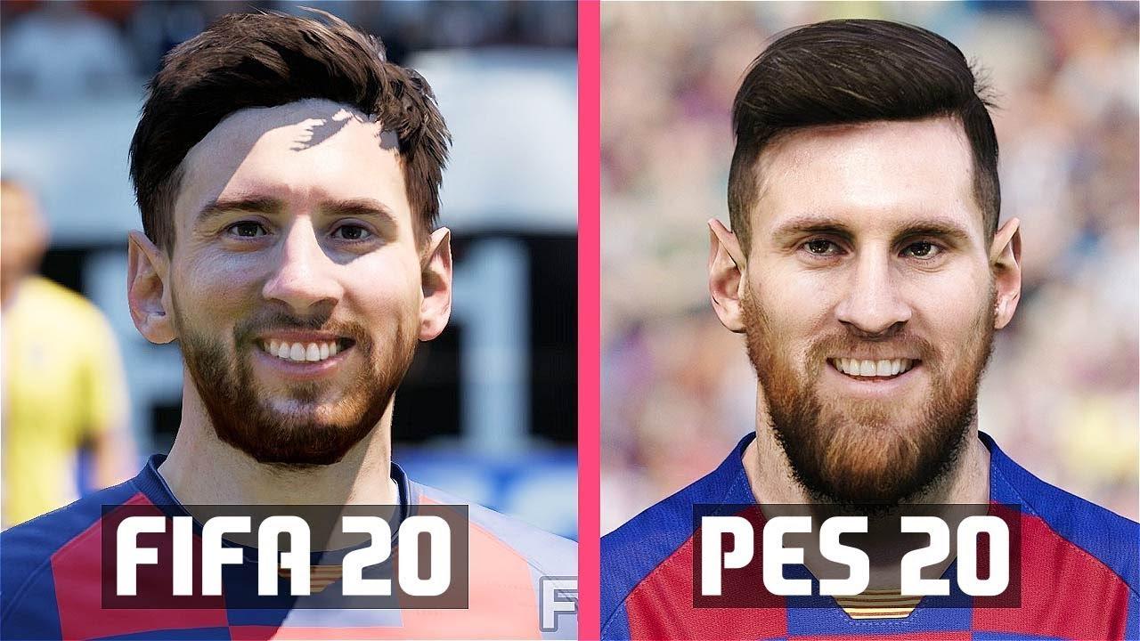 Fifa Vs Pes