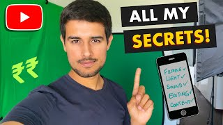 How to start a Youtube Channel and Earn Money? | By Dhruv Rathee