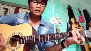 Phía sau một cô gái ( Guitar hướng dẫn )