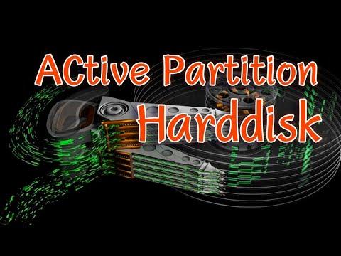 🔸 Active Partition