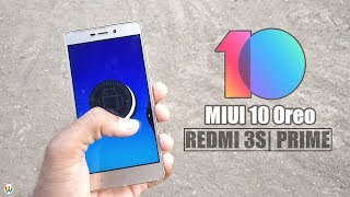 How To Install Global MIUI 10 Oreo On Redmi 3S/Prime/3X