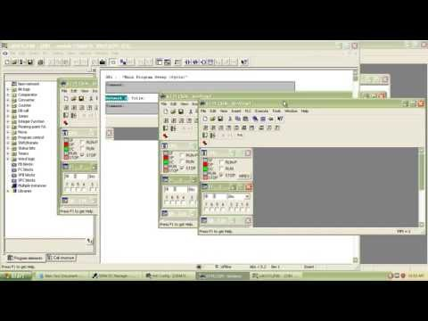 Tutorial of siemens Step-7 PLC programming using simatic manager