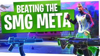 How to Win in Fortnite - Beating the SMG Meta!