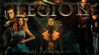 ТРЕШ обзор фильма ЛЕГИОН (2010) : Ангелы против людей