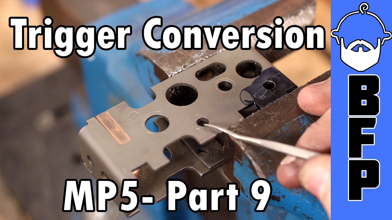 MP5 - Part 9 Trigger Pack Conversion