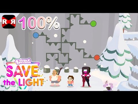 Steven Universe: Save the Light - The Great North 100% Completion Walkthrough Gameplay