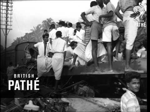 Train Crash In Ceylon (1964)