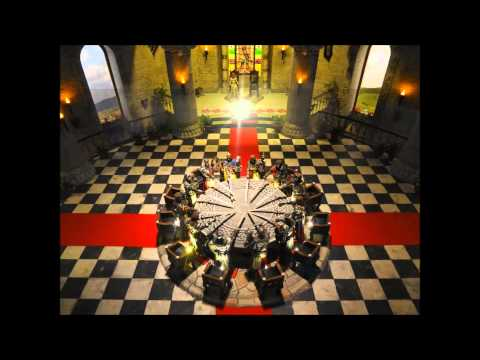 King Arthur And The Kingdom Of Camelot At Miniature World HD 1080p