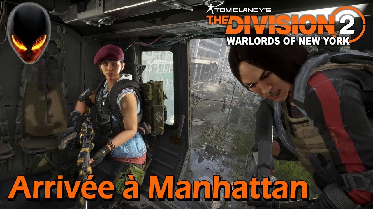 The Division 2 Warlords of New York - Arrivée à Manhattan #85