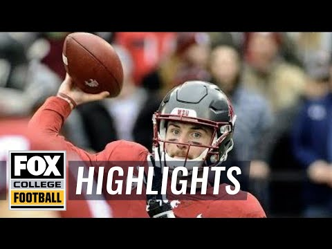 Washington State vs Stanford |Highlights | FOX COLLEGE FOOTBALL