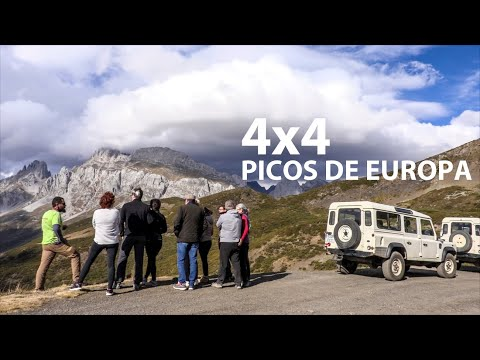 vídeo sobre The Peaks of Europe, a National Park