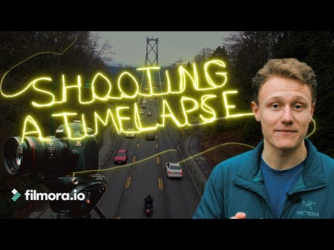 Tutorial: How to Shoot a Timelapse Video | The Travel Series – filmora.io