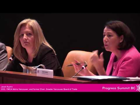 Tamara Vrooman  |  The Cooperative Economy as a Model for BC